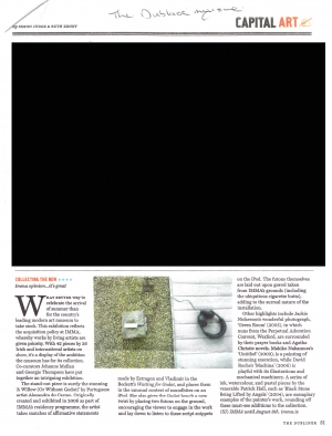 The Dubliner Magazine- review-CLICK ON THE IMAGE TO ENLARGE
